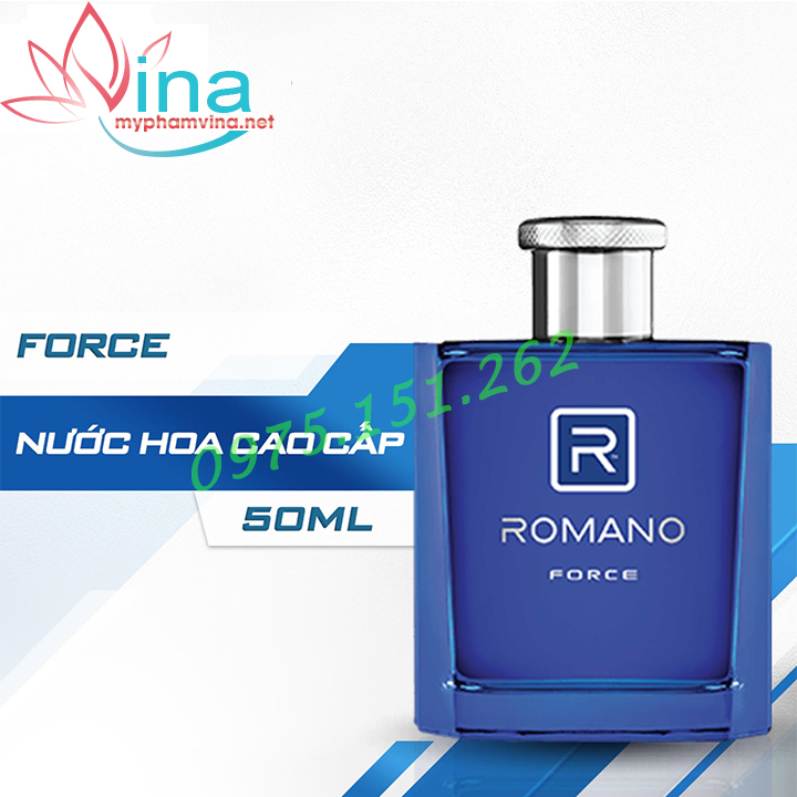 Nước Hoa Romano Force 50ml 2