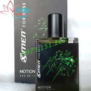 Nước hoa X-Men For Boss Motion 50ml